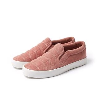 리버티 퀼팅원단 슬립온 | 핑크