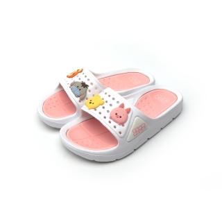 디즈니 썸썸 슬라임 슬리퍼   핑크