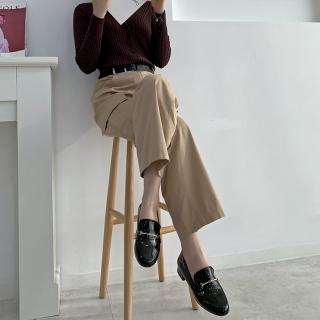 어텀 베이직 로퍼 5cm | 블랙에나멜