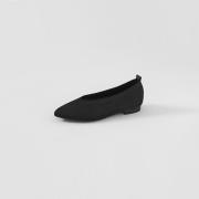 마니에르 니트 플랫 | 블랙