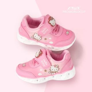 헬로키티 플라워 키즈운동화   핑크
