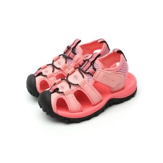 프리프리스 트레킹 아동 샌들  |   핑크