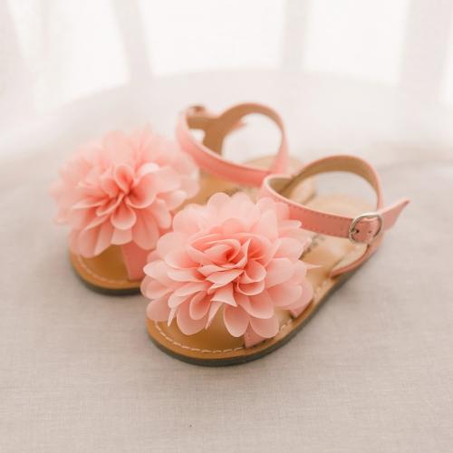 샤론샌들|핑크