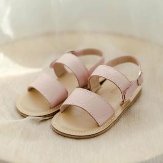 에디샌들 핑크