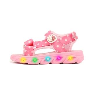 헬로키티 트윙클 키즈샌들 | 핑크
