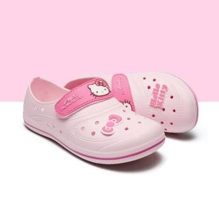 헬로키티 리프 논슬립실내화 | 핑크