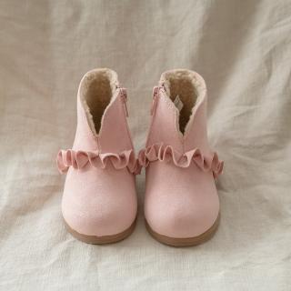 폴라 여아 아동부츠 | 핑크