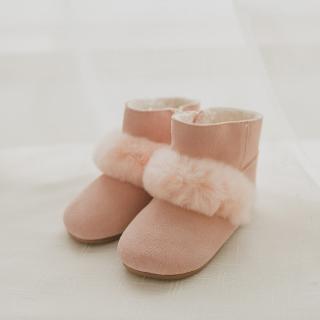 워머 여아 아동부츠 | 핑크
