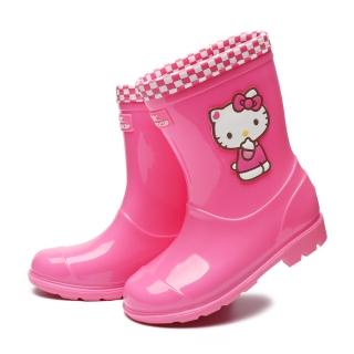 헬로키티 시크 아동장화 | 핑크