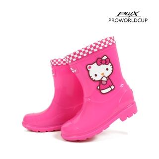 헬로키티 시크 아동장화   핑크