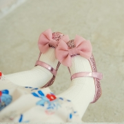 반짝 샤인 플랫 | 핑크