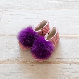 골덴왕방울플랫 | 핑크
