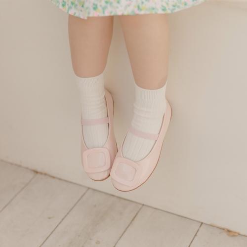 에나멜사각   핑크
