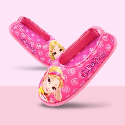 캐릭터 도트덧신 | 핑크