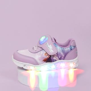 겨울왕국2 코지 LED 운동화