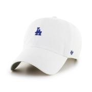 스몰로고 LA 다저스 클린업 | 화이트로얄블루