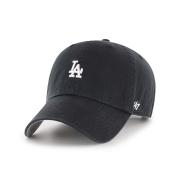 스몰로고 LA 다저스 클린업 | 블랙