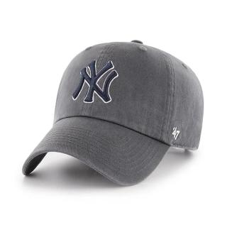 빅로고 NY 양키스 클린업 | 차콜