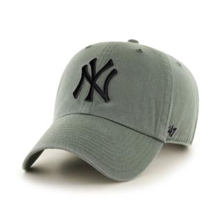빅로고 NY 양키스 클린업 | 모스블랙