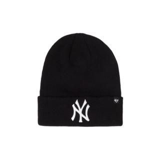NY 양키스 롱 비니 | 블랙