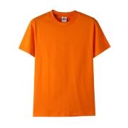 1301 무지 반팔티 | 오렌지