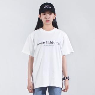 시그니처 로고 티셔츠