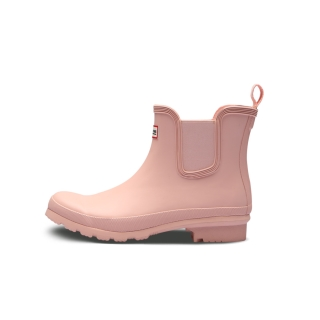 여성 방수 미들 레인부츠 장화 PP1369 | 핑크