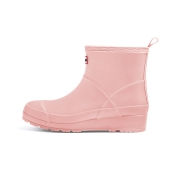 여성 숏 레인부츠 장화 PP1400 | 핑크